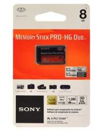 Memoria Stick Pro HG Duo 8 GB Sony
