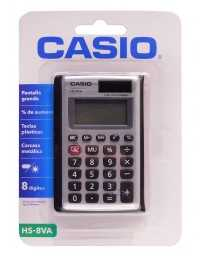 Calculadora 8 Dígitos HS-8VA Casio