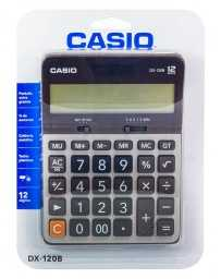 Calculadora 12 Dígitos DX-120B Casio