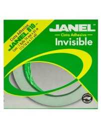 Cinta Invisible 24 mm x 65 m 810 Janel