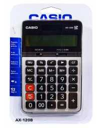 Calculadora 12 Dígitos AX-120B Casio