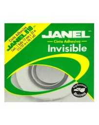 Cinta Invisible 12 mm x 33 m 810 Janel
