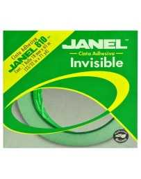 Cinta Invisible 18 mm x 65 m 810 Janel