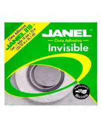 Cinta Invisible 18 mm x 33 m 810 Janel