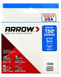 "Grapa 5/16"" T50 505 Arrow"