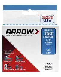 "Grapa 1/2"" T50 508 Arrow"