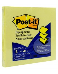 Block Notas Adhesivas 76 x 76 mm Post-it