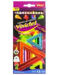 Colores Vividel Triangular c/12