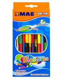 Colores MAE Triangular 12x24