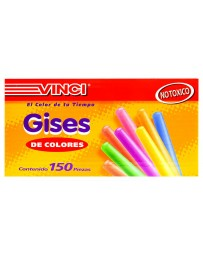 Gises de Color Vinci c/150