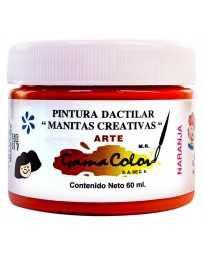 Pintura Dactilar Gama Color 60 ml