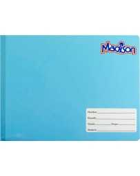 Cuaderno Italiano Cosido Raya Madison
