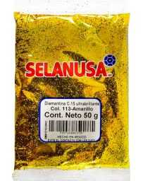 Diamantina Ultrabrillante 50 gr Amarillo